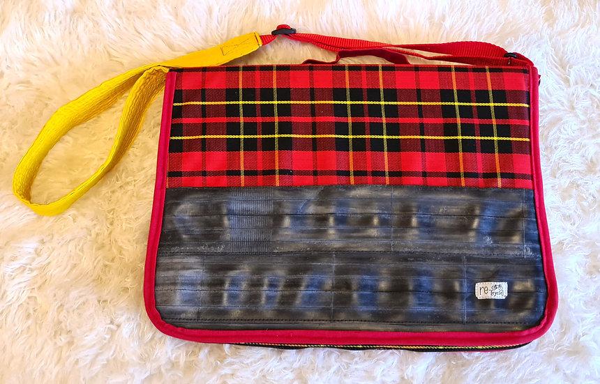 Übungsflötenmappe / Practice Chanter Bag von Re-cycle