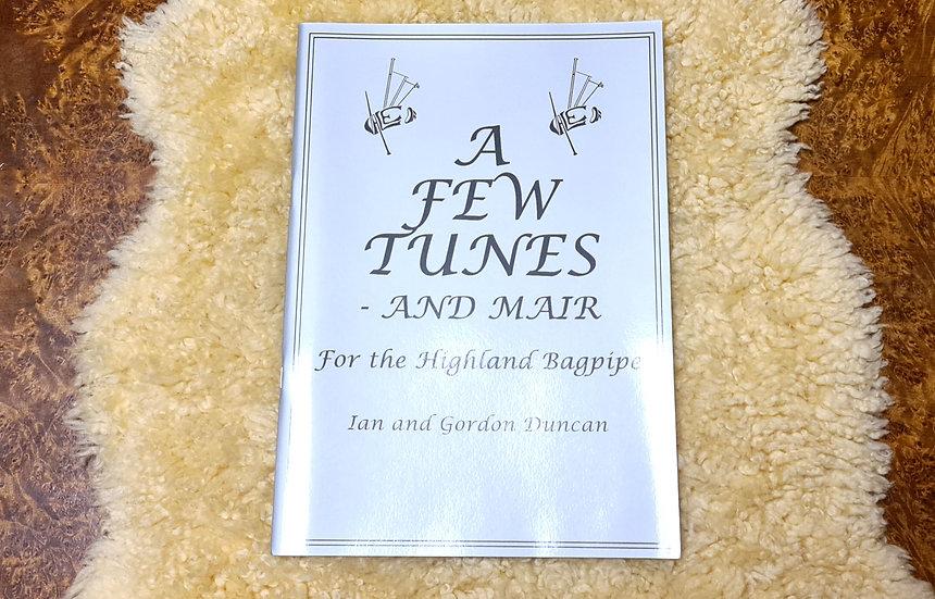 """A Few Tunes and Mair"" by Ian und Gordon Duncan"