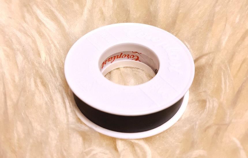 Schwarzes Isoliertape 15mm x 10m