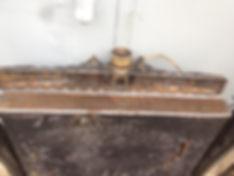 радиатор после промивки