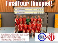 FINAL FOUR!! - U16 PIGER