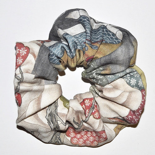 "legacapelli/scrunchies ""Chinoserie"""