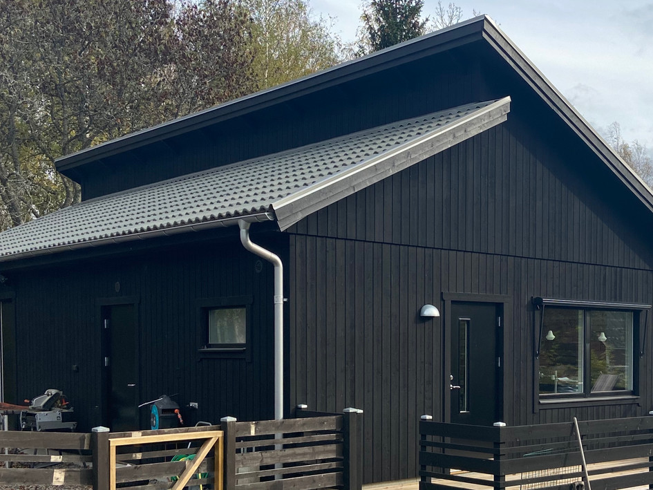 Garage/Kontor, Lönåsen