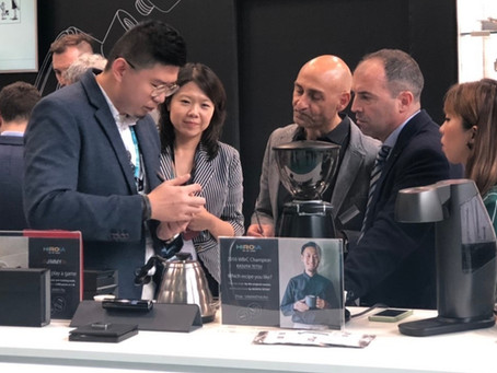 Specialty Coffee Trade Shows - Before, During and After Covid-19