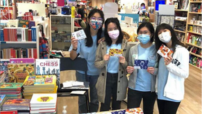 Colour Away Covid - Write a postcard to support medical workers in Hong Kong!