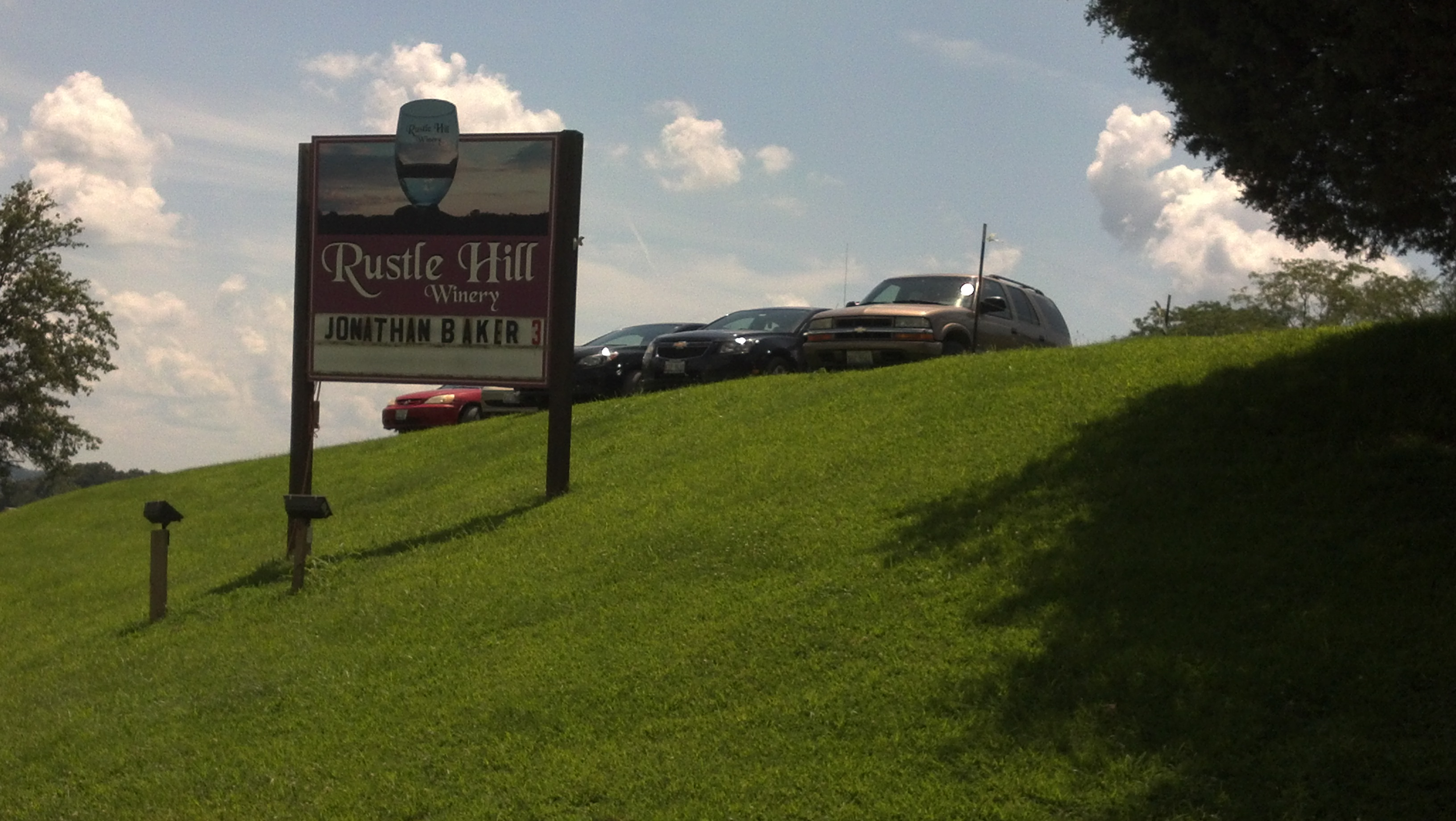 Rustle Hill Winery