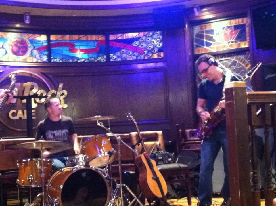 Hard Rock Cafe St. Louis