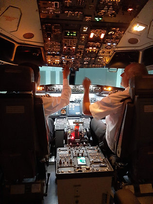 No Experience 737 Simulator Instructor Course