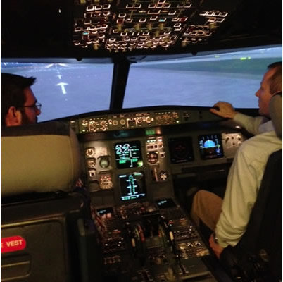 Airbus A320 Full Motion Experience