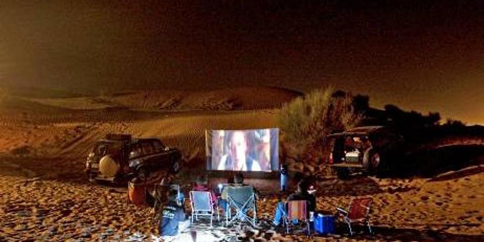 Desert Movie Night
