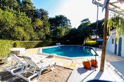 Adorai Chalés - piscina