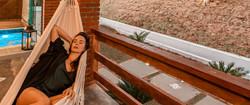 Adorai Chalés - Pool rede