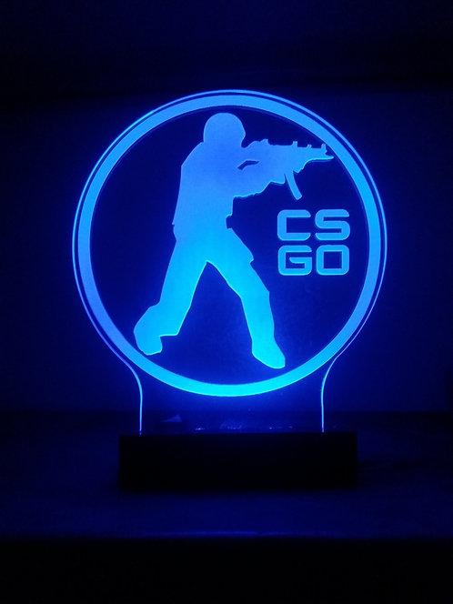 CS:GO Counter Strike Troféu