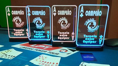 Troféu Poker/Cartas