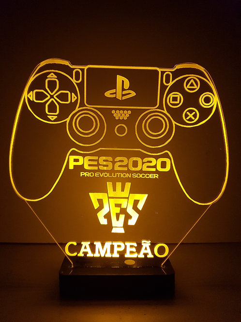 Troféu Controle PS4/XBOX