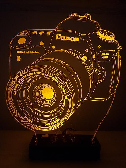Câmera Fotográfica Canon 3D