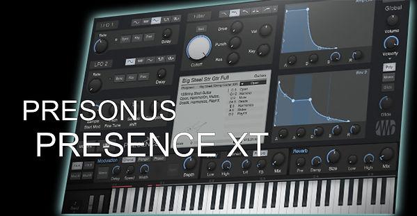 Presence XT by Presonus