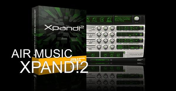 Xpand!2 Airmusic Tech