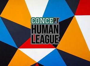 Concept Human League.
