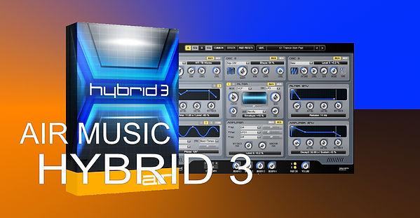 hybrid 3 Airmusic Tech