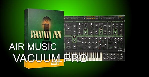 Vacuum pro by Airmusic Tech