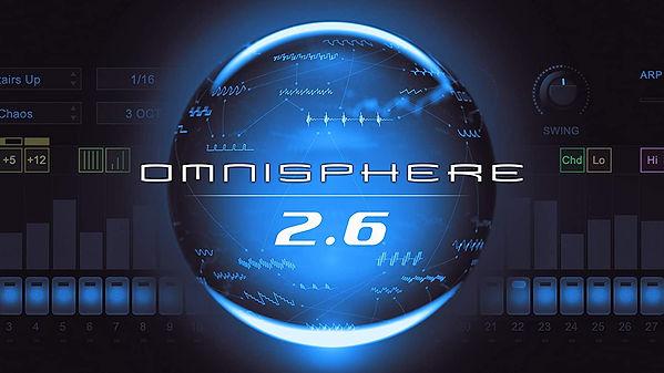 Omnisphere by Spectrasonics