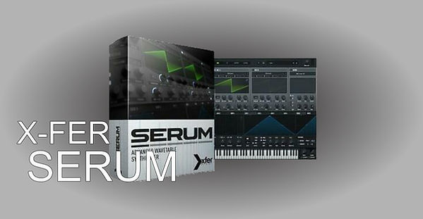 Serum by X-fer Records