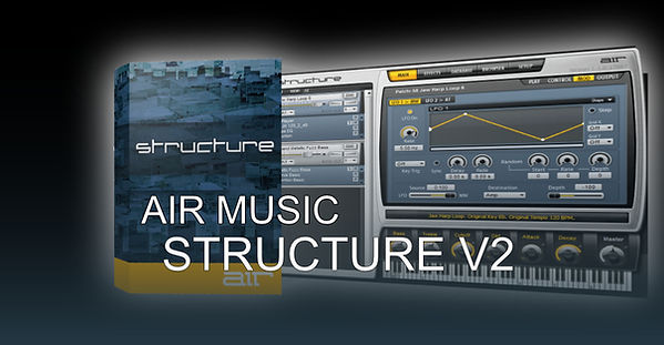 Structure v2 by Airmusic Tech