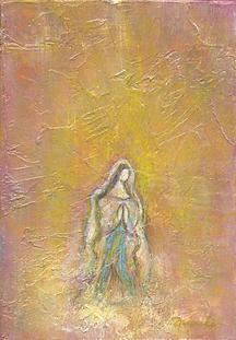 Maria of Lourdes(ルルドの聖母).png