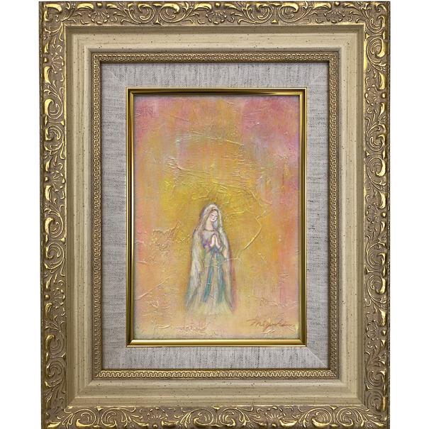 マリア観音―祈り