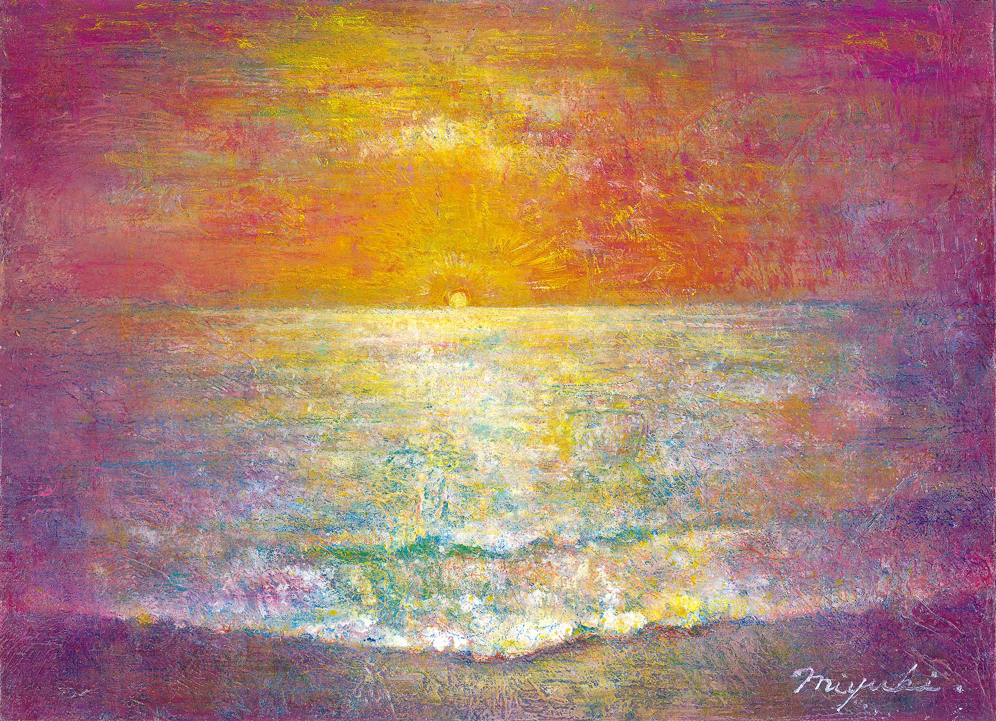 Twilight Sea(9月)