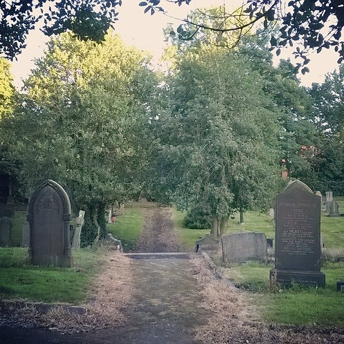 Crossroads Graveyard Dirt.