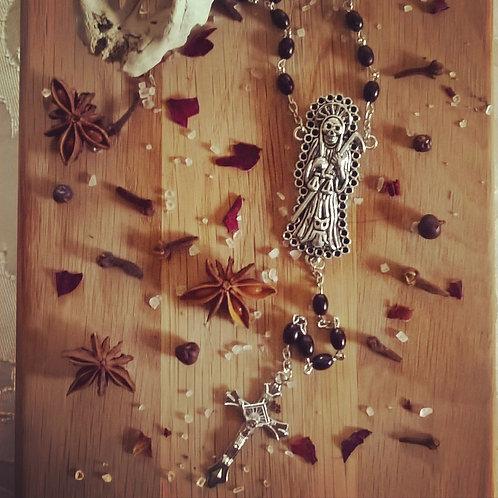 Santa Muerte Rosary Beads - Holy Death.