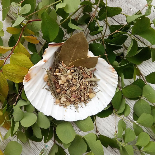 Cleansing Herb Packet - for baths or candles