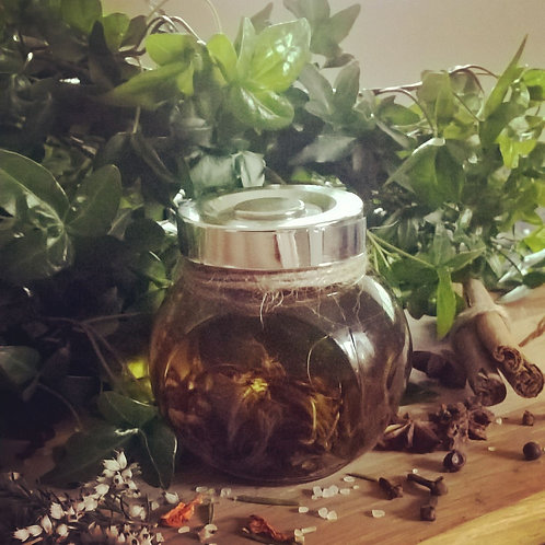 Rose of Jericho Prosperity Oil