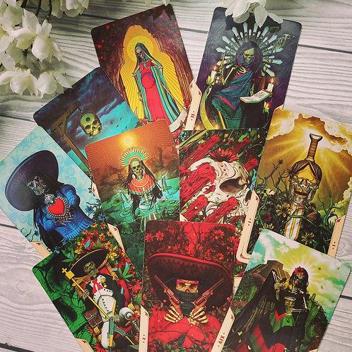 Tarot Reading - 3 questions.