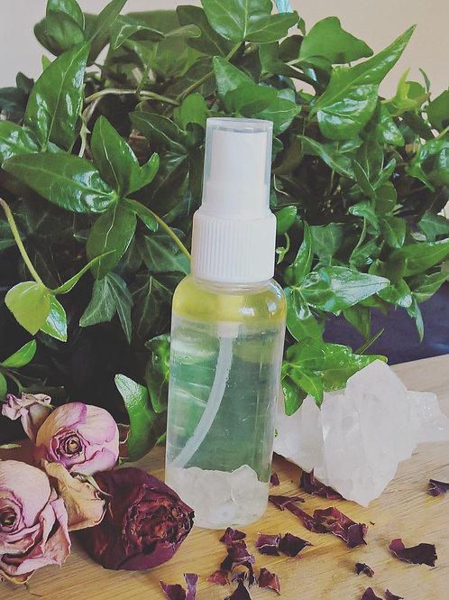 Van Van Smudge Spray - cleansing & blessings.