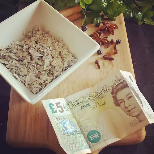 Shredded money - attract the cash - 100g