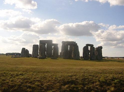 Stonehenge Dirt.