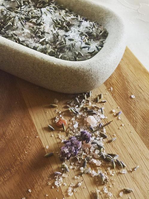 Lavender Calmer Spiritual Bath Salts