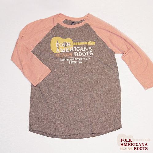 Baseball T-Shirt Pink