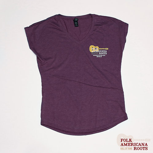 copy of Ladies T-Shirt Purple