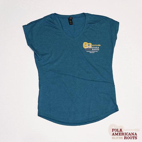 Ladies T-Shirt Blue