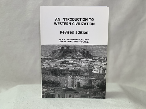 An Introduction to Western Civilization