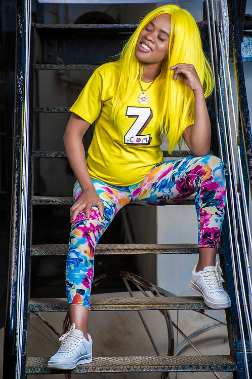 ZTeeShirt - Yellow