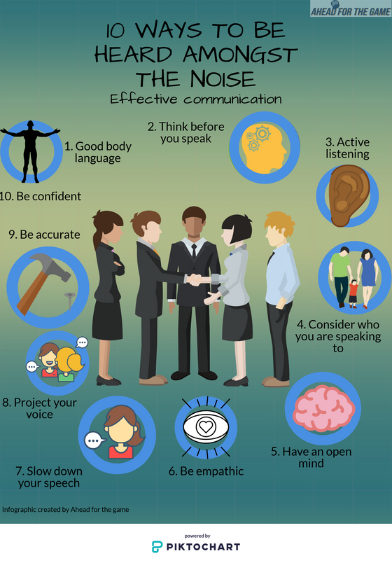 10 ways to improve your communication