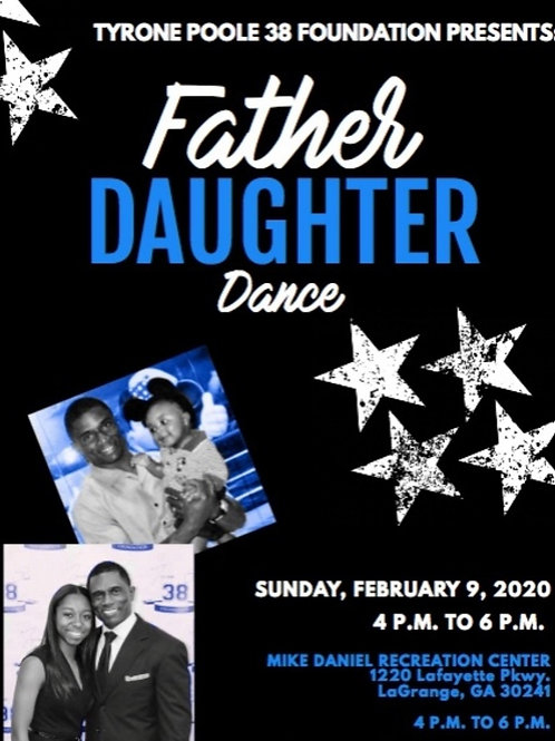 2020 FATHER DAUGHTER EXTRAVAGANZA