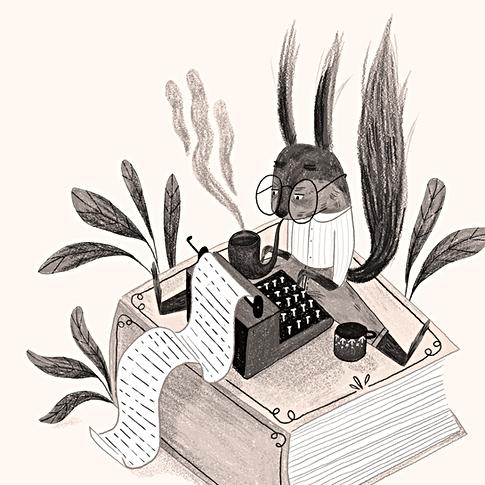 Mister Squirrel Writer