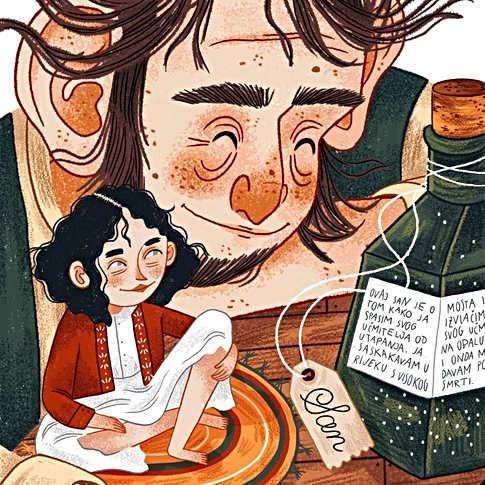 Textbook illustrations for Profil Klett