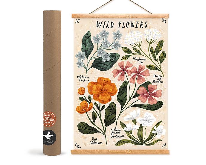 Wild Flowers № 02